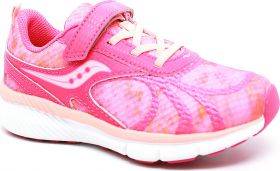 GIRL VELOCITY A/C PINK/CORAL