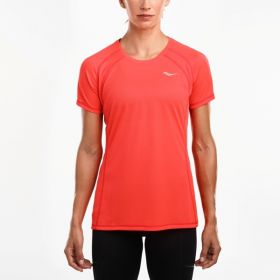 HYDRALITE SHORT SLEEVE VIZI RED