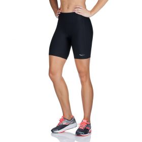 "SCOOT TIGHT SHORT 8"" BLACK"