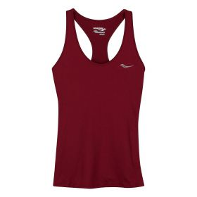 RACER BACK TANK BORDEAUX