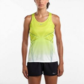 ENDORPHIN SINGLET LIME PUNCH